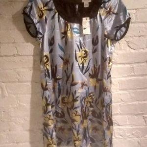 """Vertigo Paris satin dress """"daffodil"""""""